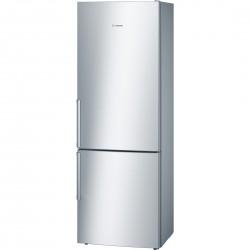 kge49bi40 Inox door Frigo-congelatore da libero posizionamento
