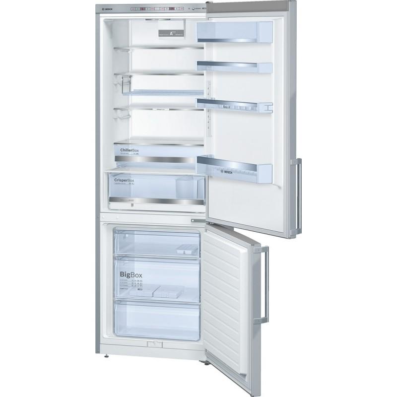 bosch kge49bi40 inox door frigo congelatore da libero. Black Bedroom Furniture Sets. Home Design Ideas