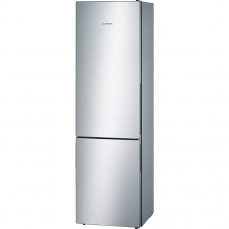 kge39bl41 Inox look Frigo-congelatore da libero posizionamento