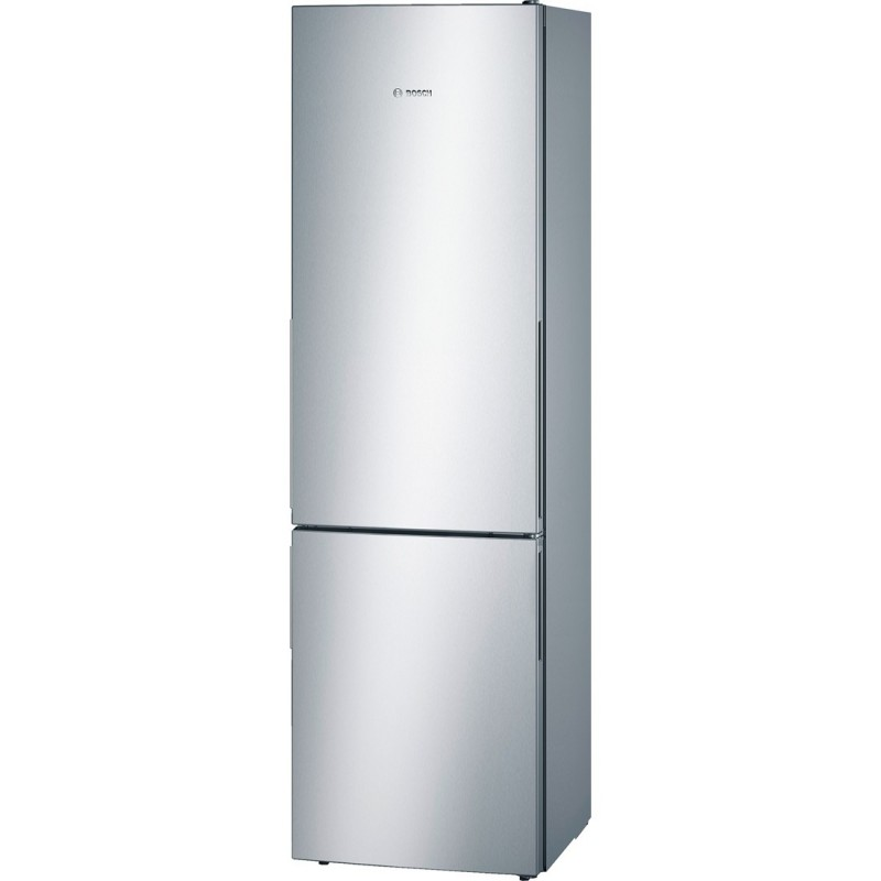 kge39bl41 inox look frigo congelatore da libero. Black Bedroom Furniture Sets. Home Design Ideas