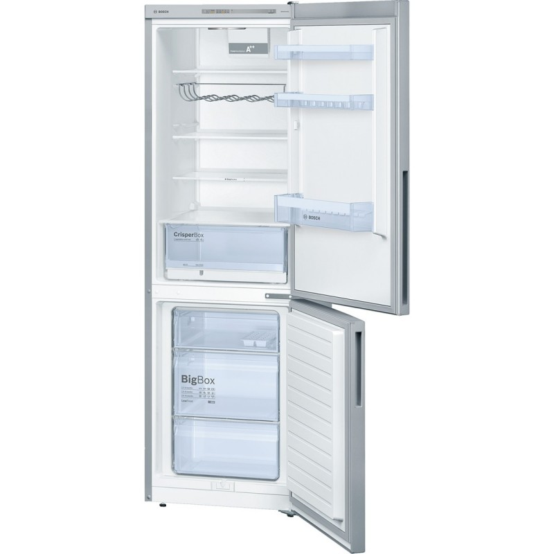 bosch kgv36vl32s frigo congelatore da libero. Black Bedroom Furniture Sets. Home Design Ideas
