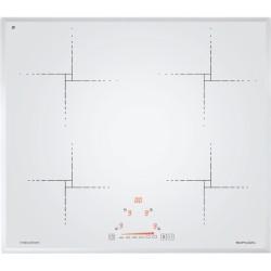barazza 1pid64b induzione da 60 cm vetro bianco