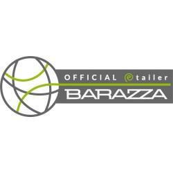 1les12qd Barazza Lavello ad Incasso Bordo Quadro