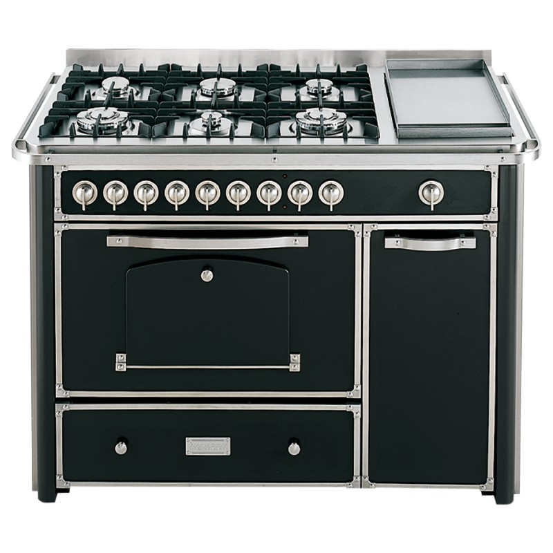 Barazza 1b120boo cucina bordeaux e finiture ottone da - Cucina bordeaux ...
