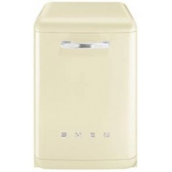 smeg lvfabcr Dishwasher 50s, cream