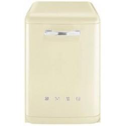 smeg lvfabcr Dishwasher 50s, cream
