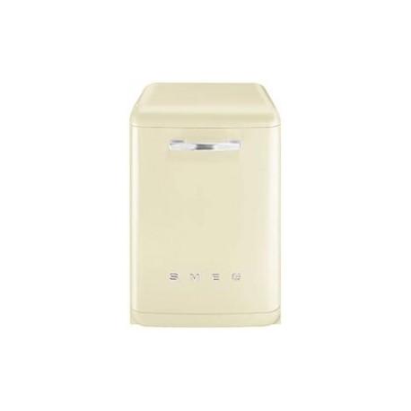 smeg lvfabcr2 Dishwasher 50s, cream