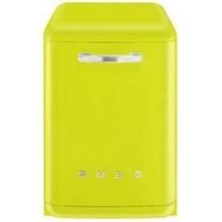 smeg LVFABLI 50 lave-vaisselle, vert lime