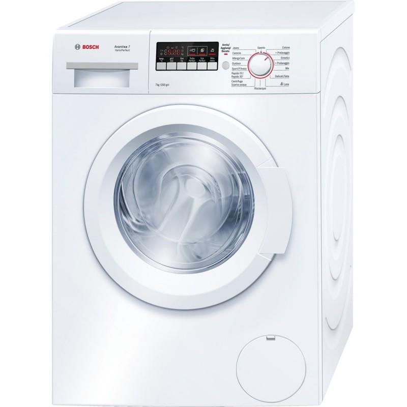 Bosch wak24267it serie 4 maxx lavatrice carica frontale for Lavatrice asko