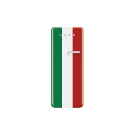 smeg FAB28LIT1 50's Retro Style Refrigerator-Freezer, Tricolore,