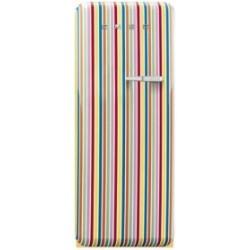 smeg FAB28LCS1 Frigorifero monoporta anni '50, colour stripe,