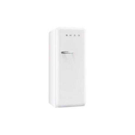 smeg FAB28RWH3 50's Retro Style Refrigerator-Freezer, White,