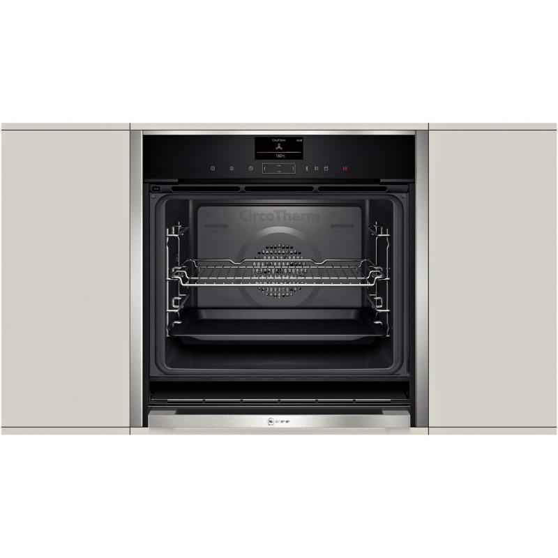 Neff b57cs24n0 forno da incasso pirolitico - Forno da incasso dimensioni ...