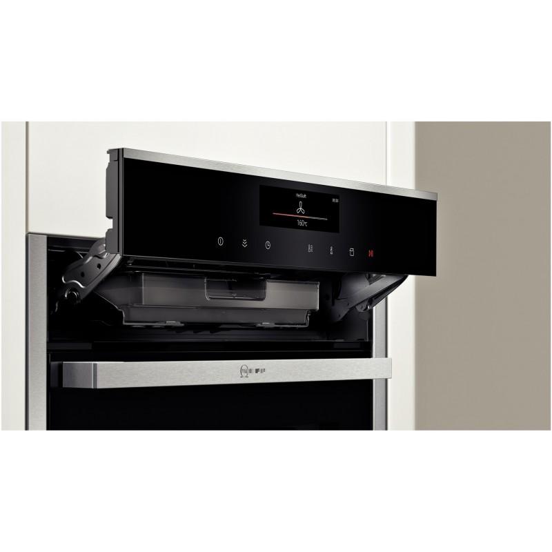 Neff c18ft48n0 forno compatto combinato a vapore - Forno a microonde ad incasso ...