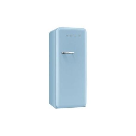 smeg FAB28RPB3 50's Retro Style Refrigerator-Freezer, Pastel Blue,