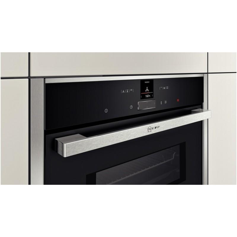 Neff c17mr02n0 forno compatto con microonde - Forno con microonde ...