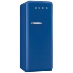 smeg FAB28RBE3 50's Retro Style Refrigerator-Freezer, Blue
