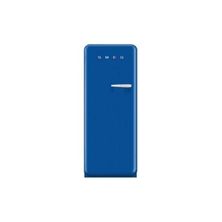 smeg FAB28LBL1 50's Retro Style Refrigerator-Freezer, Blue,