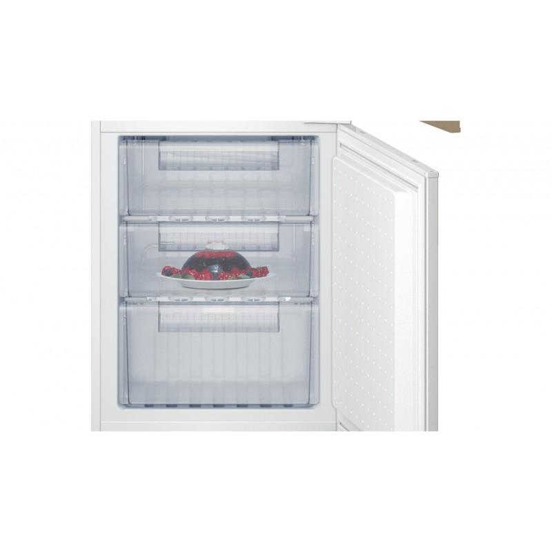 Neff k4400x7ff frigorifero combinato integrabile porta a - Frigorifero combinato o doppia porta ...