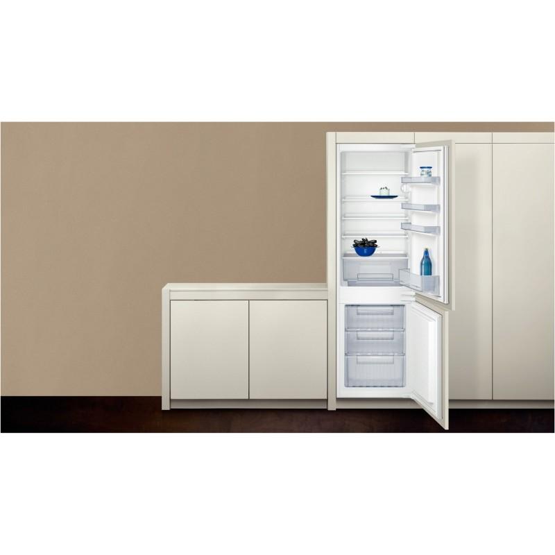 Neff k4400x7ff frigorifero combinato integrabile porta a for Frigorifero silenzioso
