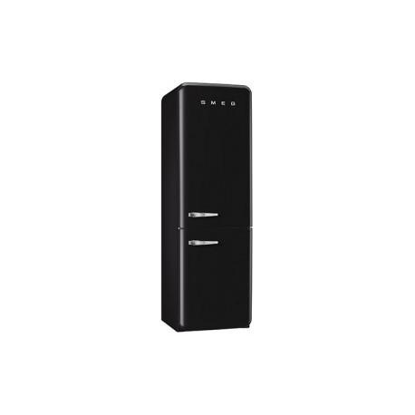 smeg FAB32RBL3 Refrigerator- 50s , black ,