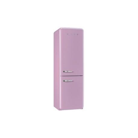 smeg FAB32RPK3 Refrigerator- 50s , pink , 60 cm . Energy Class A ++