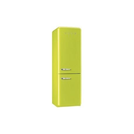 smeg FAB32RLI3 Refrigerator- 50s , lime green