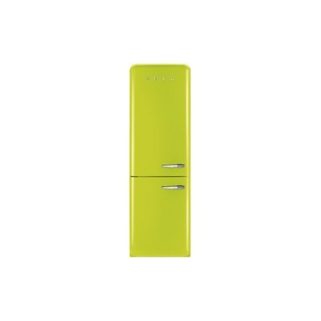 smeg FAB32LVEN1 Refrigerator- 50s , lime green