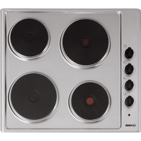 Beko Piano Cottura Elettrico HIZE 64101 X da 60 cm