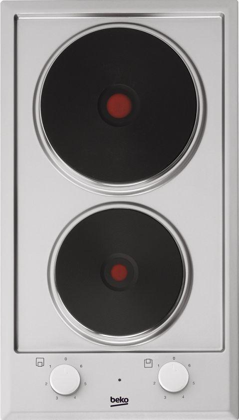 Beko Piano Cottura Elettrico HDCE 32201 X da 30 cm - Dueg Store