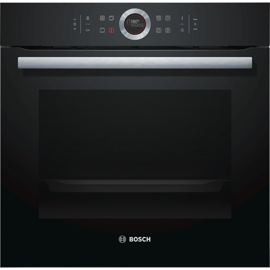 Bosch HBG635BB1J forno incasso 13 funzioni nero