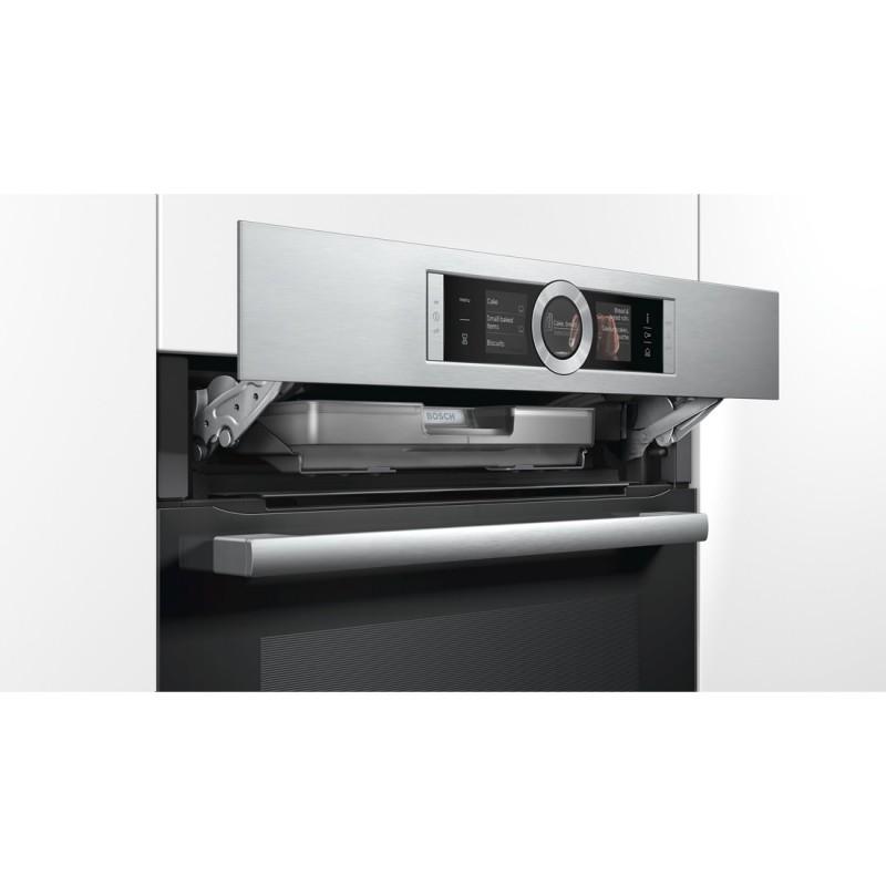 Bosch csg656bs1 forno a vapore compatta - Forno a vapore opinioni ...