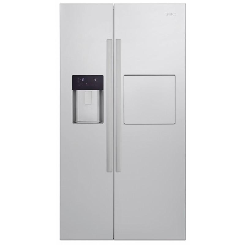 beko gn162420x frigo americano frigoriferi dueg store prezzi scontati. Black Bedroom Furniture Sets. Home Design Ideas
