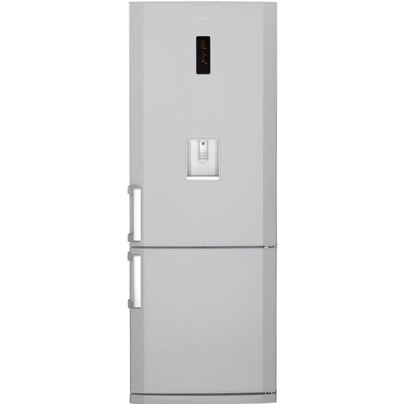 beko cn142230ds silver frigorifero combinato. Black Bedroom Furniture Sets. Home Design Ideas