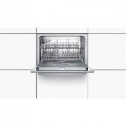 bosch lavastoviglie compatta da incasso ske52m65eu