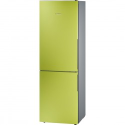 bosch kgv36vh32s Frigo-congelatore Verde Lime