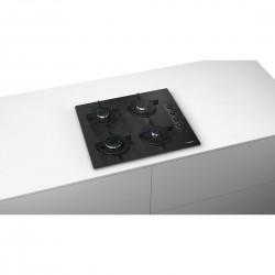 bosch  pop6b6b10 Piano gas 60cm cristallo - nero,