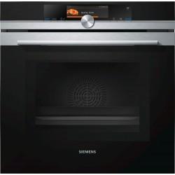 Siemens HN678G4S1 forno incasso combinato microonde con impulso vapore