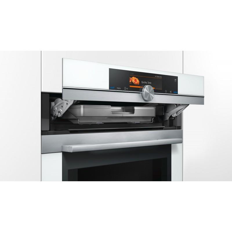 Siemens hn678g4w1 forno da incasso combinato con microonde - Forno da incasso dimensioni ...
