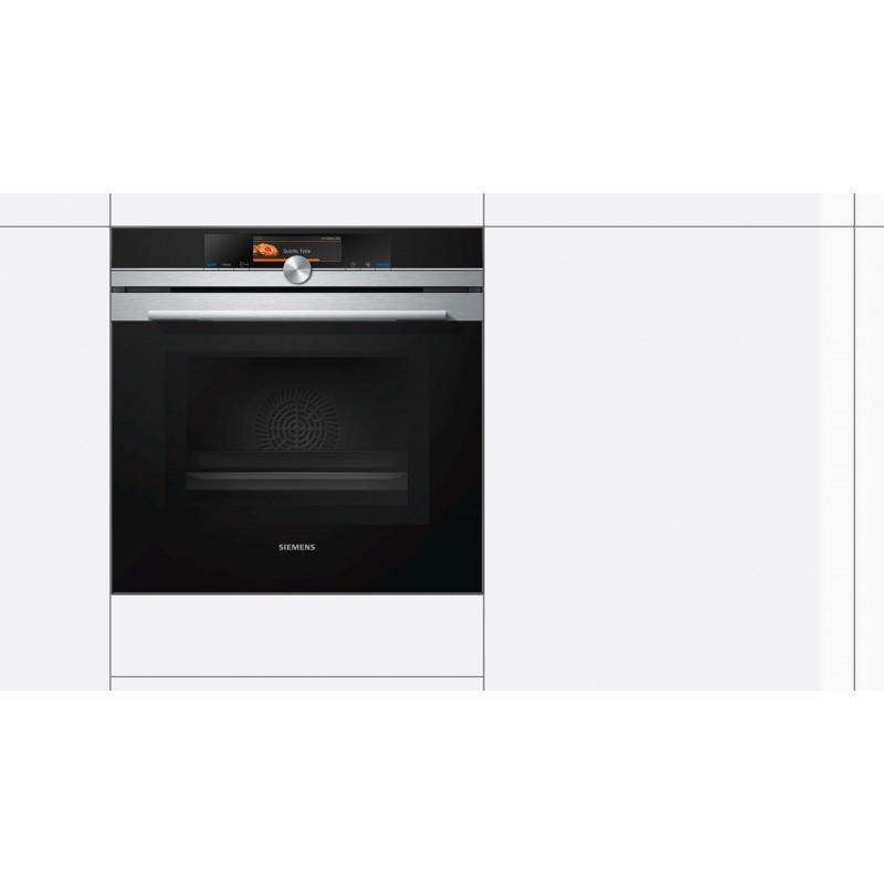 Siemens hm678g4s1 forno da incasso combinato a microonde - Forno a microonde ad incasso ...